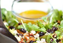 Salad /salad dressing