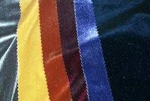 Fabrıc of Gülşah textile / Velvet cloth