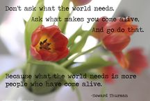 wisdom / by Beth O'Donnell