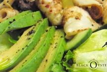 Black Oystercatcher Recipes