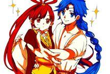 Aladdin x Kougyoku