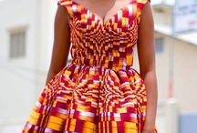 Afrika print