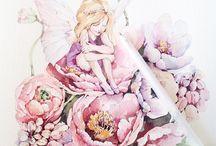 цветы для молдов