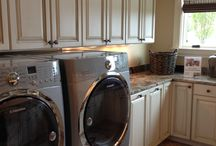 Laundry Room / by Shelby Nunley