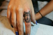 Tattoo animals / Tatoeages animals