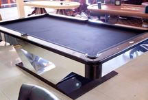 Modern Pool Tables / Modern Game Room Furniture