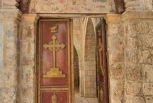 Doors, Gates, Portals & Windows / by Deborah Hirvonen