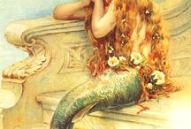 mermaids / by Barbara Micheau