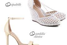 Centopeia / Sapatos