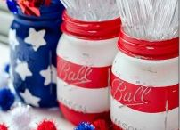 Patriotic party ideas / by Cathy Lay