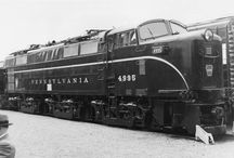 The best Locomotives from the1930's to th 1950's