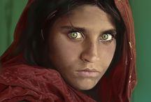 krása očí