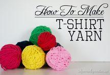 Tshirt yarn