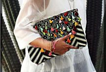 "CLUTCH BAGS ,SPECIAL! / Hand made clutch bags  ""zmrtdesign""from İstanbul"