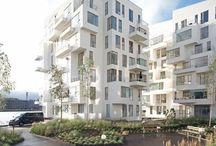 Apartment Buildings medium rise