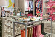 Wardrobes /Closets every girls dream