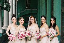 Подружки невесты / Bridesmaid / Платья для подружек невесты / Bridesmaid's dresses