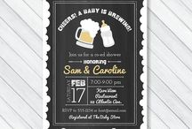 "A Baby is Brewing Baby Shower / ""A Baby is Brewing"" baby shower theme. DIY, planning, decor, fun food and more!"