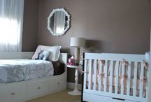 little girl bedroom / by Jenny Thompson