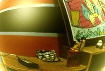 My room / Kacau