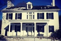Gorgeous Homes of Central Pennsylvania / Architecture and beautiful homes located in Central Pennsylvania.