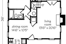 House plans / by Kimberly Foli