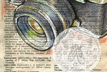 DICTIONARY ART