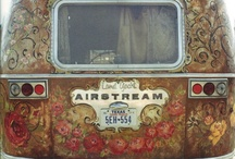 Airstream houses/interiors