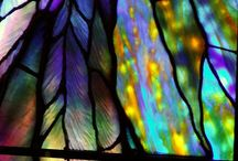 Everchanging - Stained Glass / by Mela Belisama