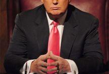 Donald Trump 4 President 2016 / by Valx Art