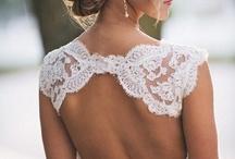 Shabby wedding style