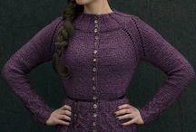 Knitting / ВЯЗАНИЕ / Копилка интересных идей для вязанных вещей; Moneybox interesting ideas for knitted things