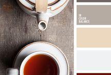 ColorPalletB / Brown , adult , wood  Warm
