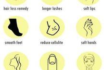 Castor oil beauty tips