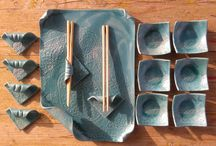sushi ceramic