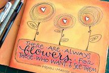 Board 4 Marks & Scribbles / by Karen Bumstead