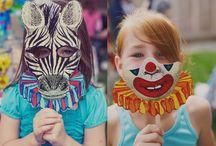 Carnival-Fair-Circus / by Debbie Shrum