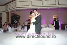 Efecte speciale nunta