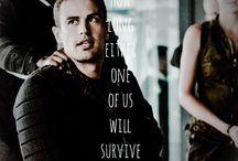 Divergent feels