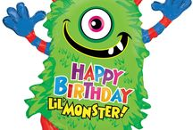Monster Party / by ThirtyMommy