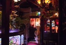 喫茶店 琥珀色
