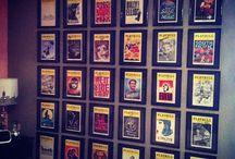 Luc's Broadway bedroom