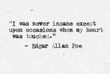 Edgar Allen Poe / All things Poe!
