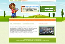 Web Design Work / Featuring some of our previous web design work