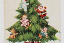julekort / gamle motiv til kortlaging