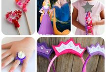 Manualidades infantiles para princesas