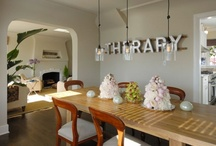 Favorite Spaces & Places / Creative spaces, places, organizing or display ideas, inspiration, and more! / by Art Therapy Alliance