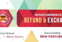 WooCommerce Refund And Exchange / #WooCommerce #Refund and #Exchange is an all in one solution for all your refund process and replaces default process which doesn't provide any option to better communicate with the customer and handle refund requests.