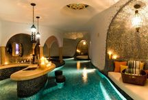 Pools & Water Features / Beautiful Tile Can Turn a Standard Pool Into a Sparkling Jewel Box!