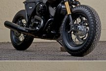 Bikes / Custom built, award winning etc